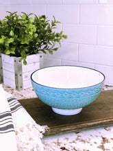 Load image into Gallery viewer, Moroccan Serving Bowl