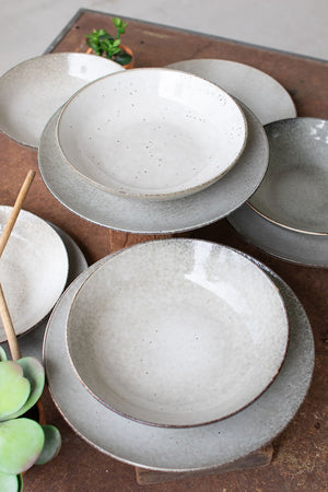 Ceramic Oatmeal Dishware