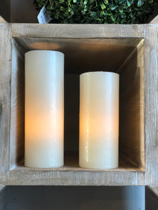 Flameless LED Candle| 7""