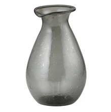 Load image into Gallery viewer, Carafe Flower Vase (Smoke)
