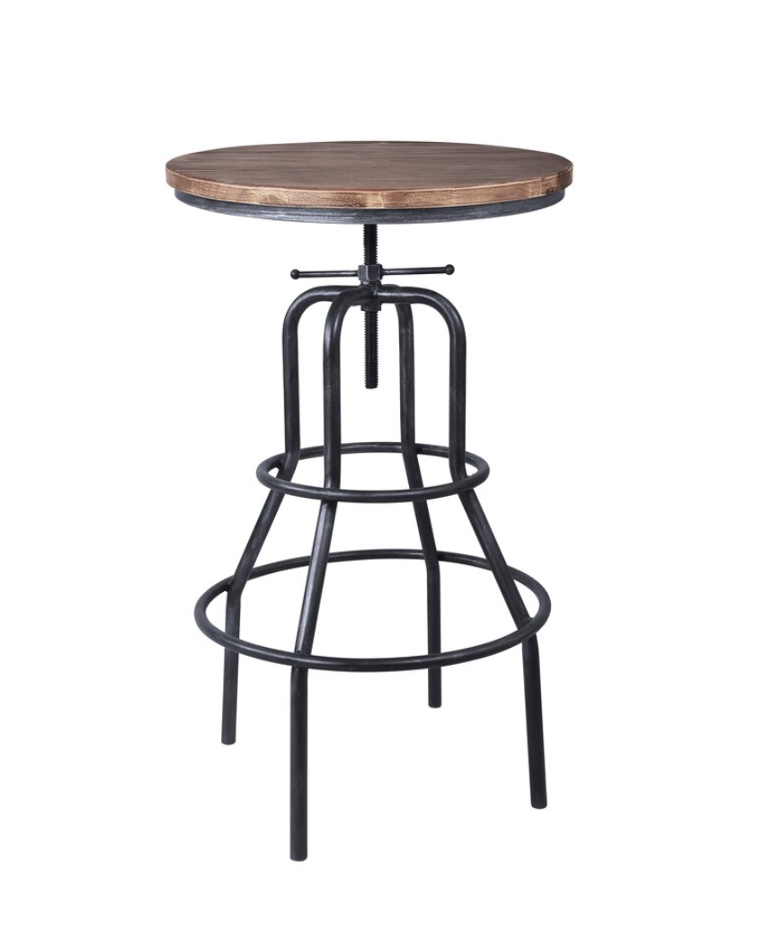 Brooks Adjustable Pub Table