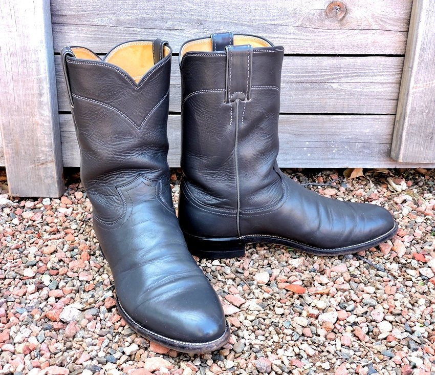 bccbbc946a8b Vintage Boots and Shoes