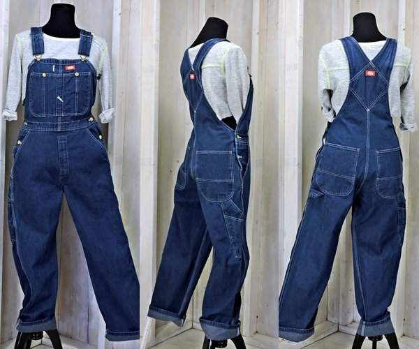 4e7d82279d20 Vintage Dickies Overalls 32 X 30 size S   mens womens 90s overalls -  GravelStreetVintage