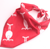 3 Pack Christmas Dog Bandana