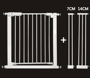 Pet Products Extension Pack for Tall Pet Gate (30.7 Inches Tall)