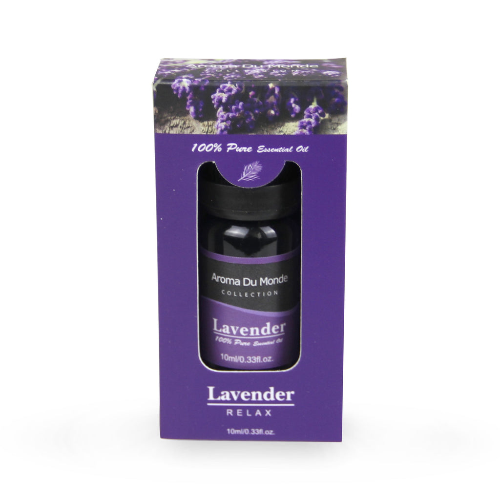 100% Pure Lavender Essential Oil With 10ml