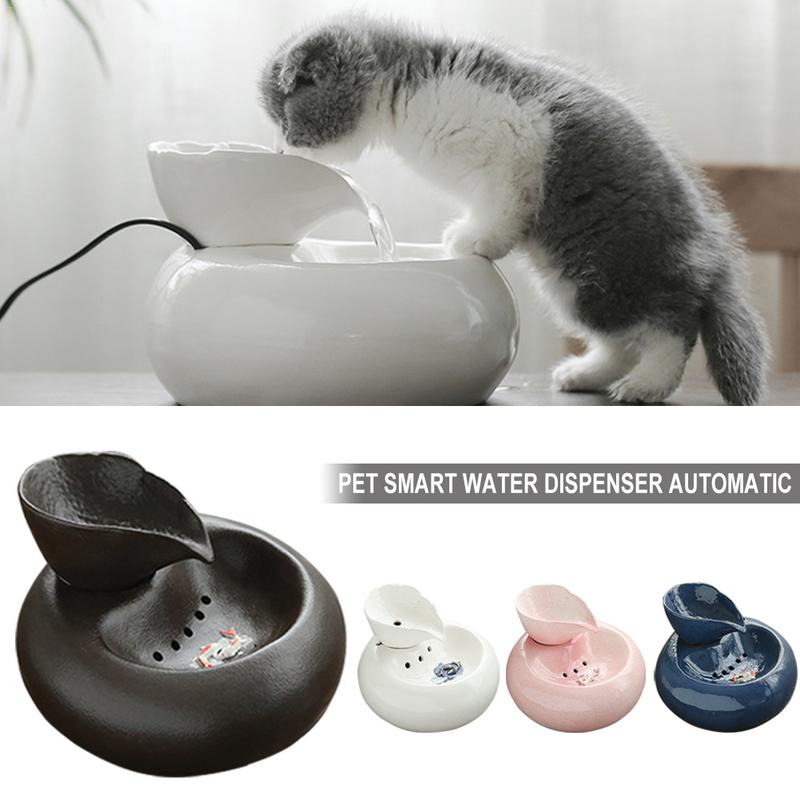 Ceramic Automatic Pet Fountain