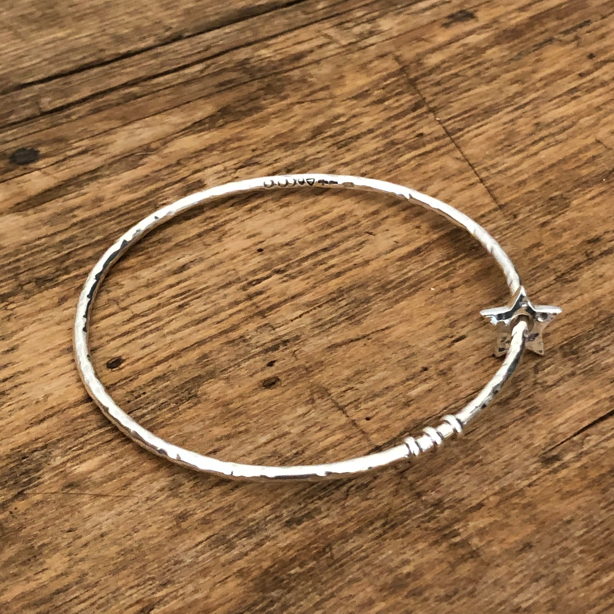 'Shine' Star Bangle