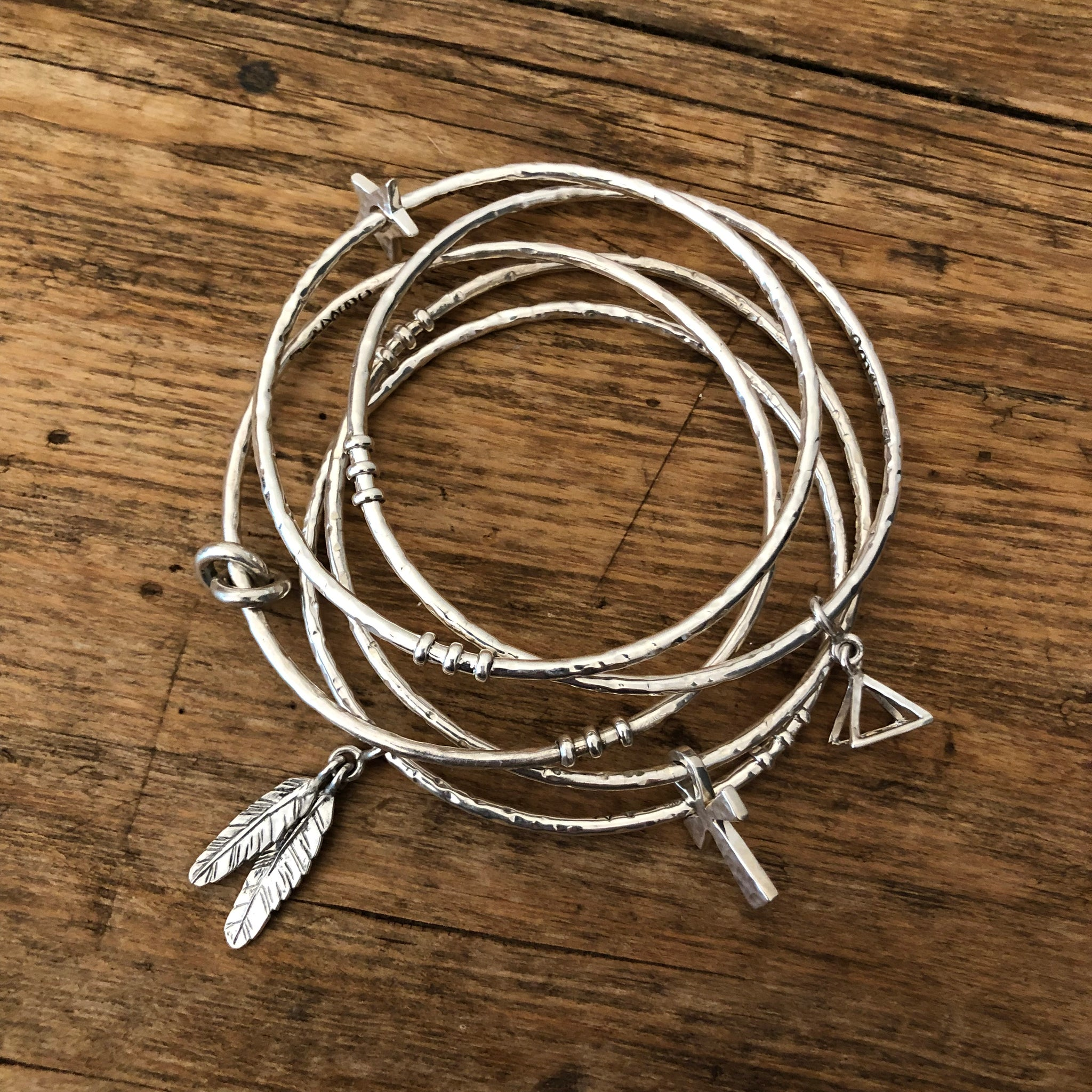 'Love Knot' Bangle