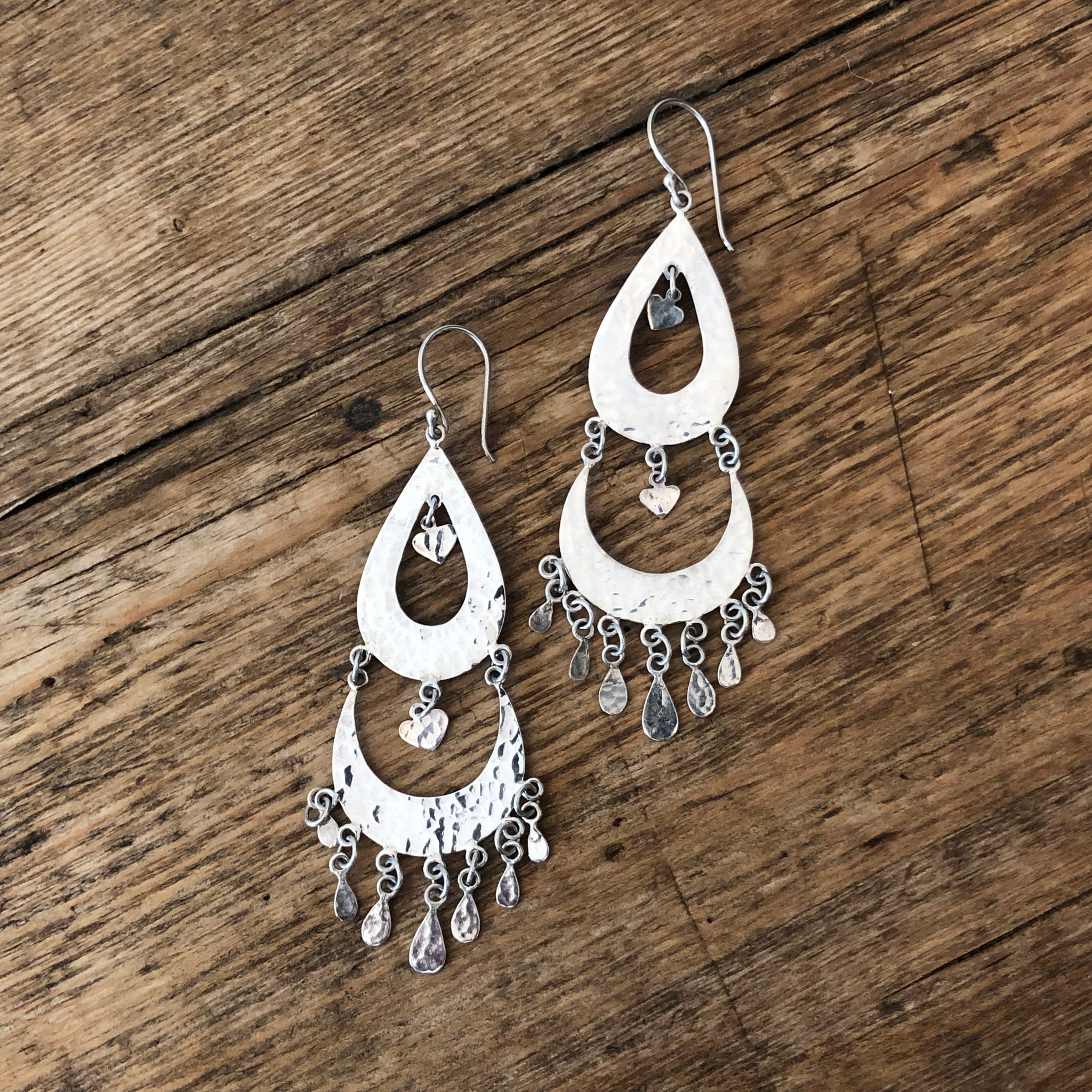 'Arabesque' Earrings
