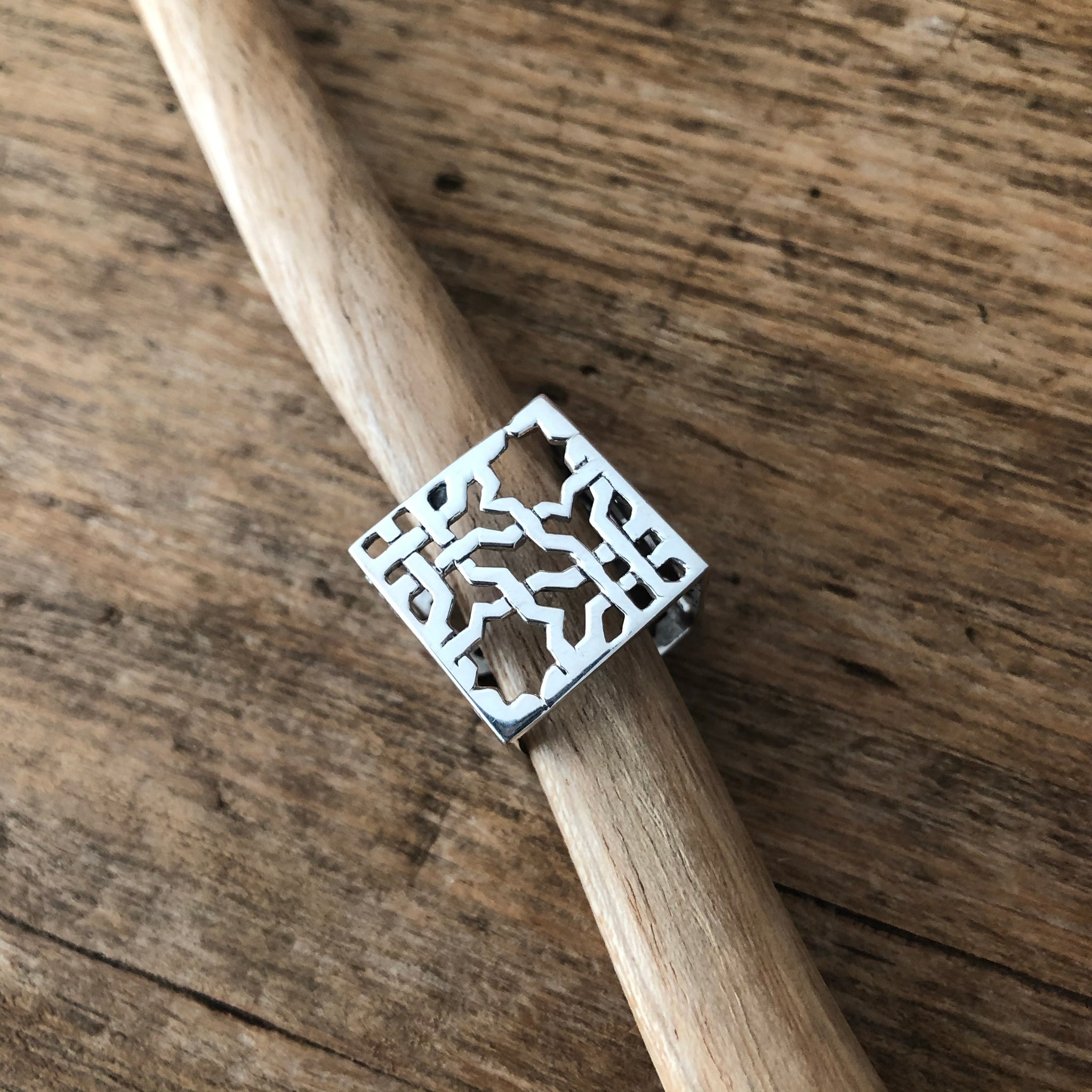 'Marrakesh' Square Ring