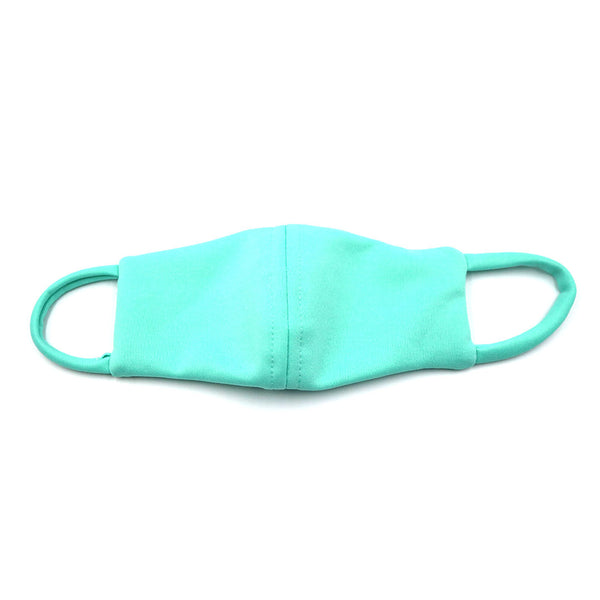 Cloth Face Mask(Cyan)
