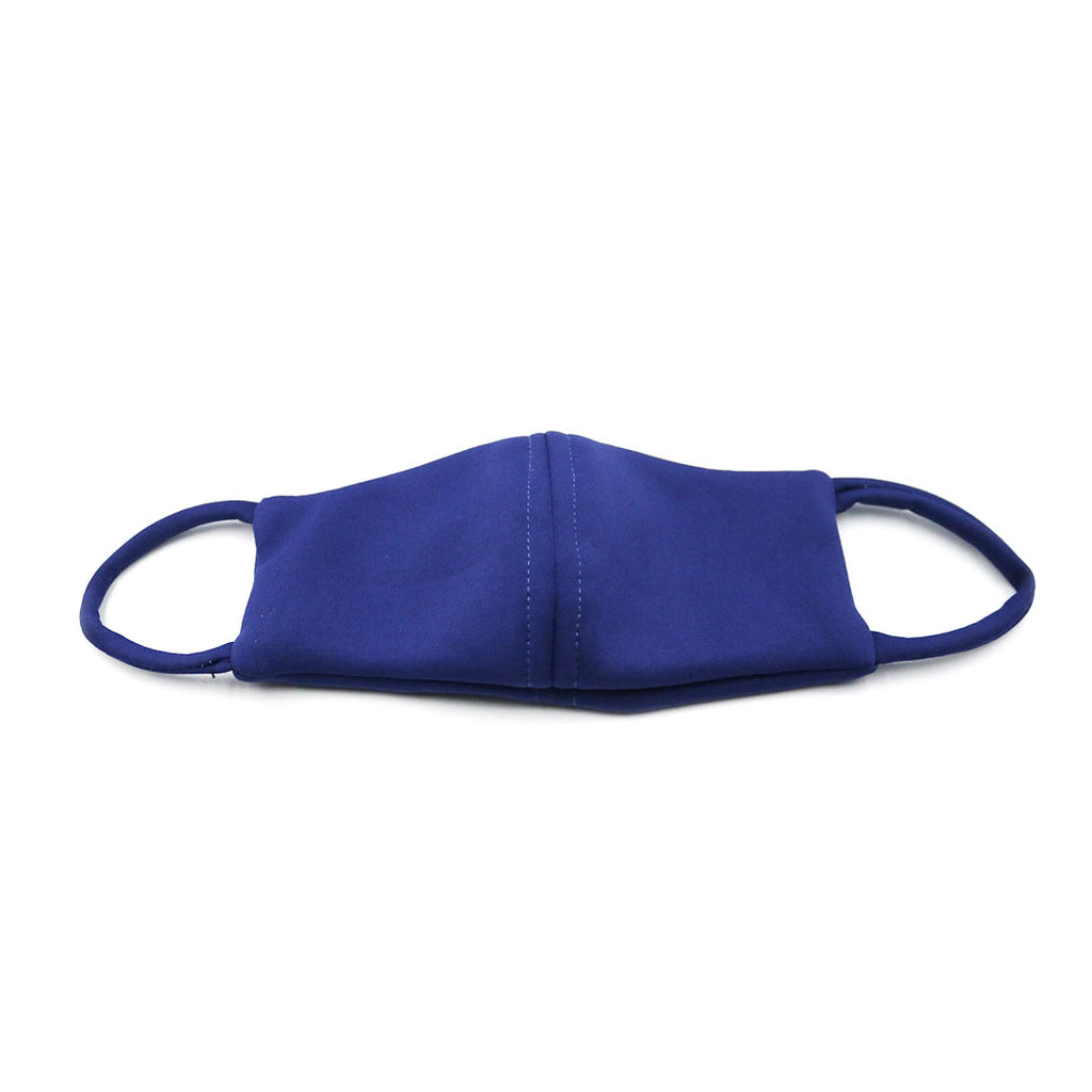 Cloth Face Mask(Navy Blue)