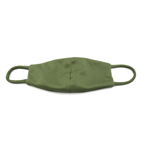 Cloth Face Mask(Navy Green)