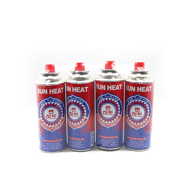 Butane Gas Sun Heat (220g)