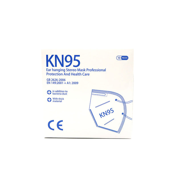 KN95 Mask (1 Box / 10 pieces)