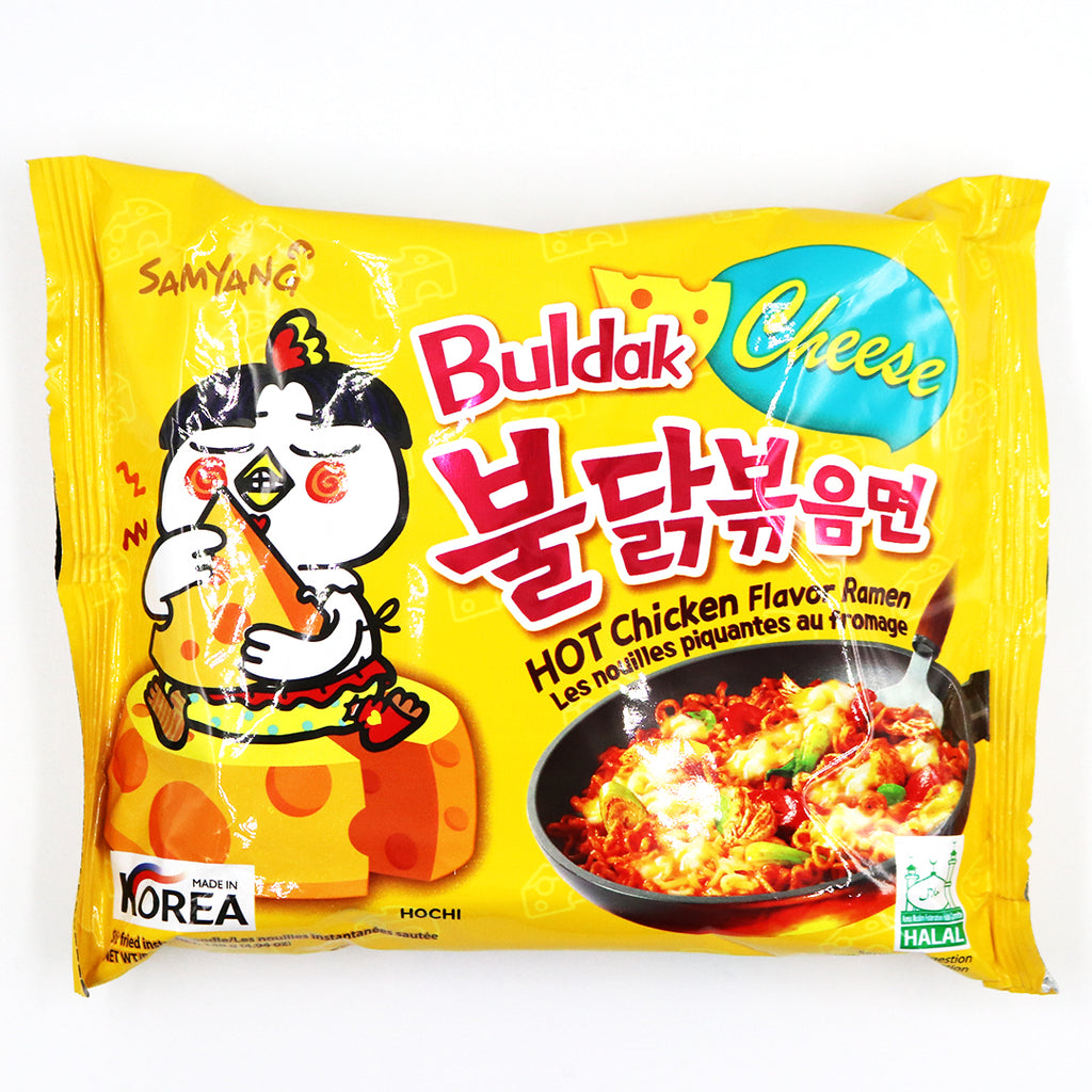 Cheese BulDak Bokkum Myeon Multi