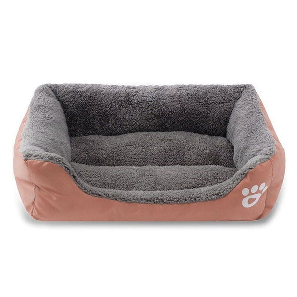 Puppy Cat Soft Warm Kennel Mat Blanket Autumn Winter Large Pet Dog Bed Cushion House Washable Hot Sale