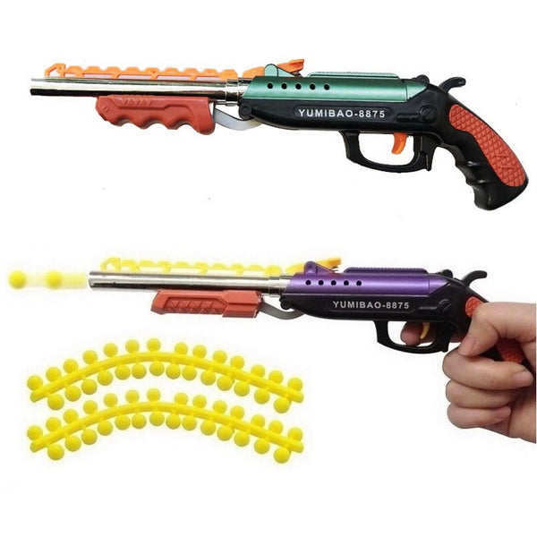 Soft Bullet Gun toys 6mm bullet air gun pistols Children Classic plastic Kids toy gift Outdoor game shooter safety Weapon model
