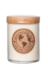 16oz Glass Jar Soy Candle - New Scents!
