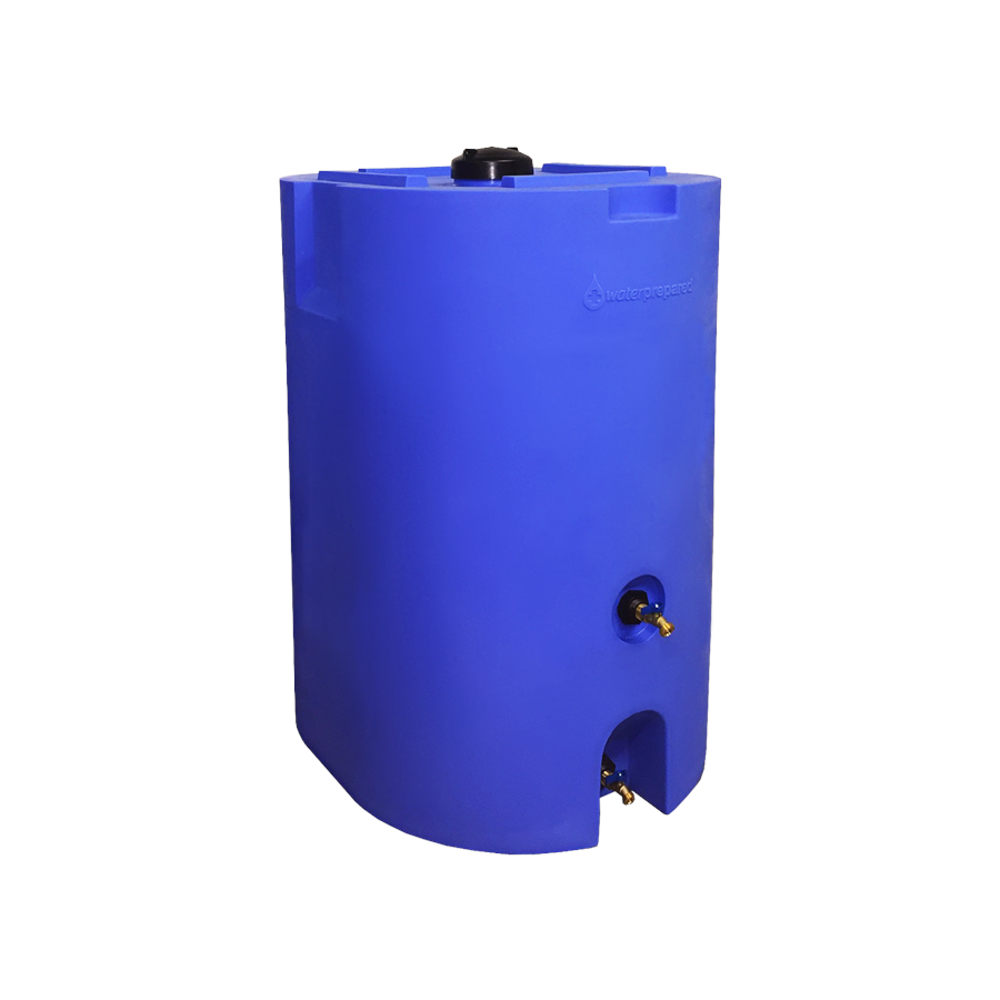 WaterPrepared 160 Gallon Water Storage Tank - Beyond Bricks