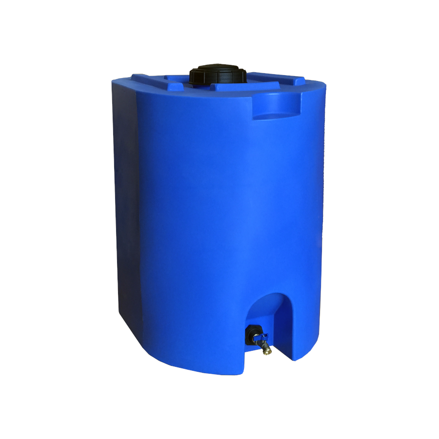 WaterPrepared 55 Gallon Water Storage Tank - Beyond Bricks