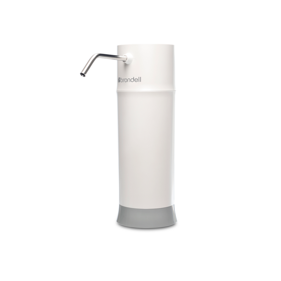 Brondell H2O+ Pearl Countertop Water Filtration System - Beyond Bricks
