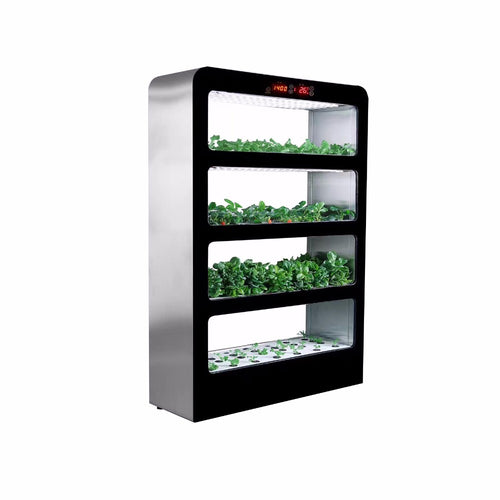 Vertical Hydroponics Grower Cabinet