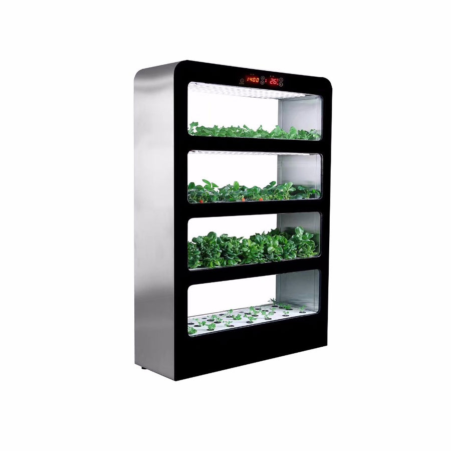 Vertical Hydroponics Grower Cabinet - Beyond Bricks