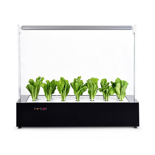 Horizontal Hydroponics Grower Cabinet