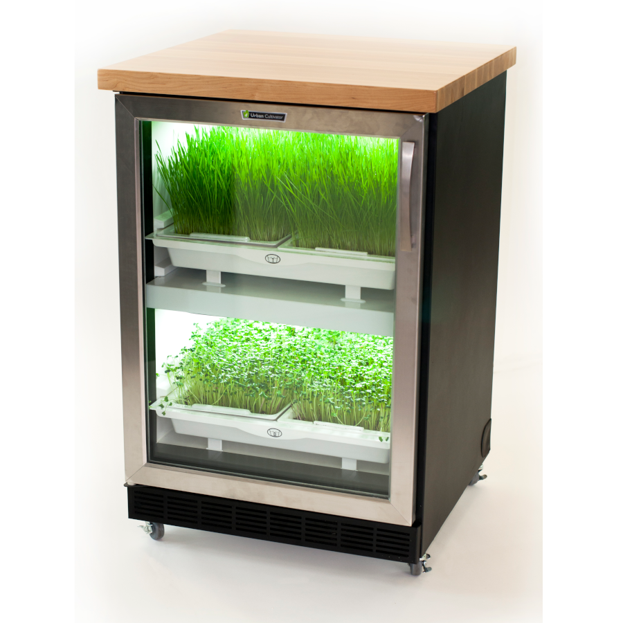 Urban Cultivator - Residential - Beyond Bricks