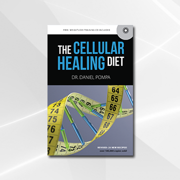Cellular Healing Diet Book (Single)