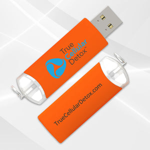 True Cellular Detox™ Marketing USB Flash Drive