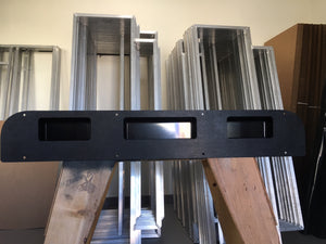 Slider Door Storage Cubbie