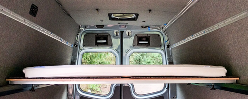 170 Sprinter Van Three-Panel Platform Kit (106
