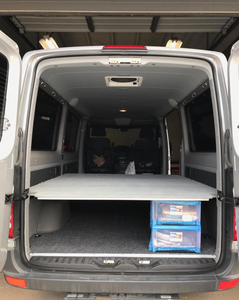 "170 Sprinter Van Three-Panel Platform Kit (95"" rails) NCV3 and VS30"