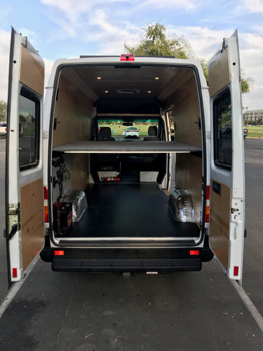 T1N Sprinter Van Three-Panel Platform Kit