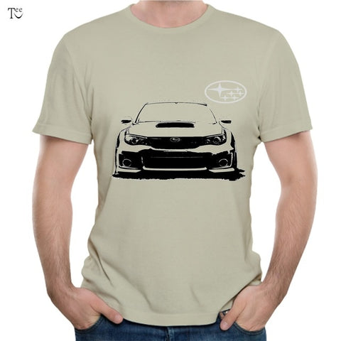 Subaru Front End FRIDAY T-Shirt