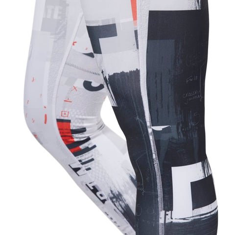 Reebok CrossFit Lux Legging Digital - White