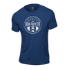 Born Primitive Athlete Driven T-Shirt - Heather Cool Blue