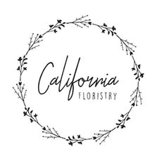 Load image into Gallery viewer, California Florist - Custom Made Logo's