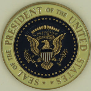 President of The United States George W Bush Challenge Coin