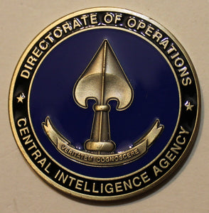 Directorate of Operations Special Missions CIA/CTC Challenge
