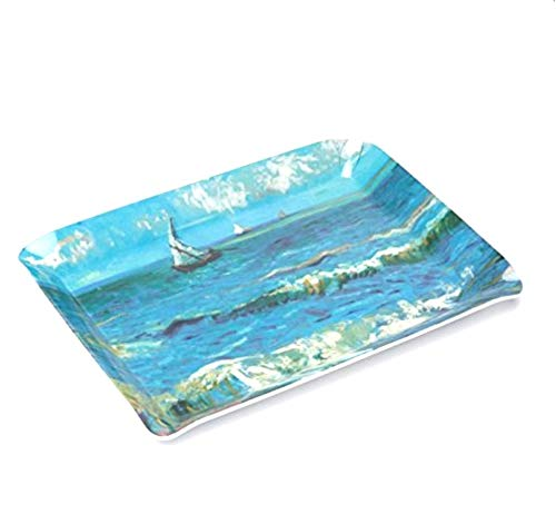 Gdabs Van Gogh Serving tray Seascape