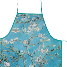 Load image into Gallery viewer, Van Gogh Apron Almond Blossom