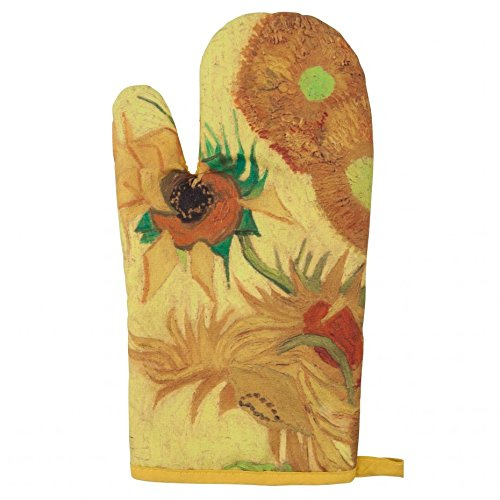 Van Gogh Oven Glove Sunflower