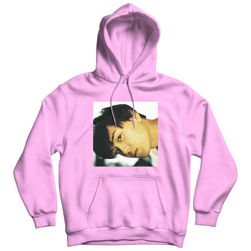 Brockhampton Authentic Authentic 'Kevin Doan' Hoodie Size Small Pink