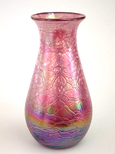 Tom Stoenner Hand Crafted Tall Vase