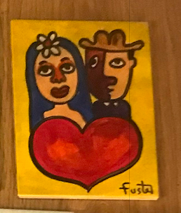 Jose Fuster Authentic Cuban Tile Painting 31