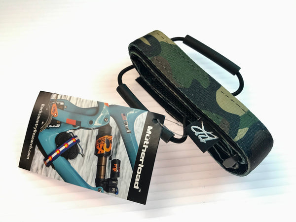 Backcountry Research Mutherload Frame Strap - Camouflage